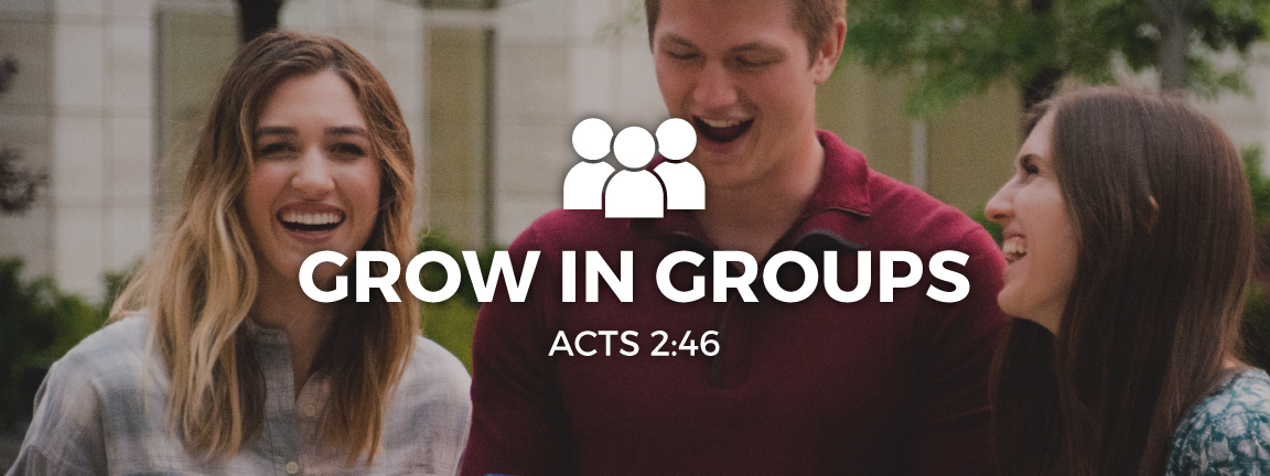 Grow in Groups